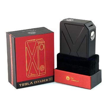 KIT - TESLA Invader III 240W ( Black )