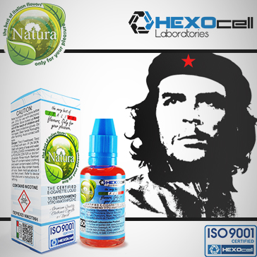 30ml CUBAN SUPREME 0mg Υγρό Αναπλήρωσης ( Χωρίς Νικοτίνη ) - Natura Υγρά Αναπλήρωσης από την HEXOcell