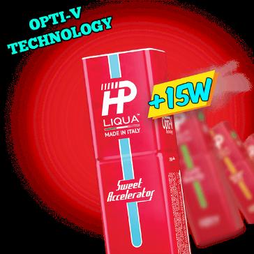 30ml LIQUA HP TUTTI FRUTTI 8mg 65% VG eLiquid (With Nicotine, Low) - eLiquid by Ritchy