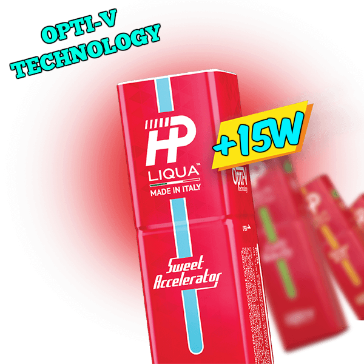 30ml LIQUA HP VIRGINIA MIX 8mg 65% VG eLiquid (With Nicotine, Low) - eLiquid by Ritchy
