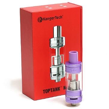 ΑΤΜΟΠΟΙΗΤΉΣ - KANGER Toptank Nano Clearomizer ( Purple )