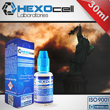 30ml LIBERTY 6mg 80% VG eLiquid (With Nicotine, Low) - eLiquid by HEXOcell