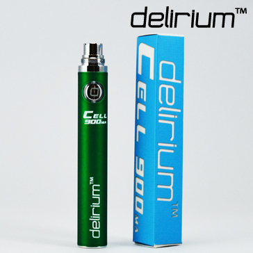 ΜΠΑΤΑΡΙΑ - DELIRIUM CELL eGo 900mA ( GREEN )