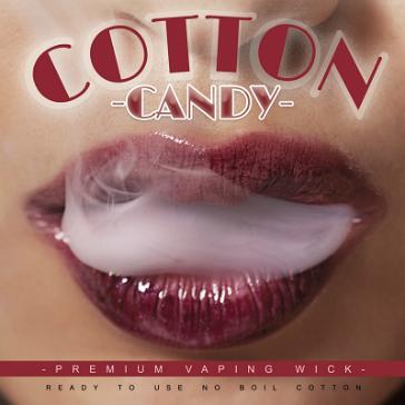 ΑΞΕΣΟΥΆΡ / ΔΙΆΦΟΡΑ - Cotton Candy Premium Wick