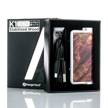KIT - Kanger K1 Stabilized Wood DNA 75