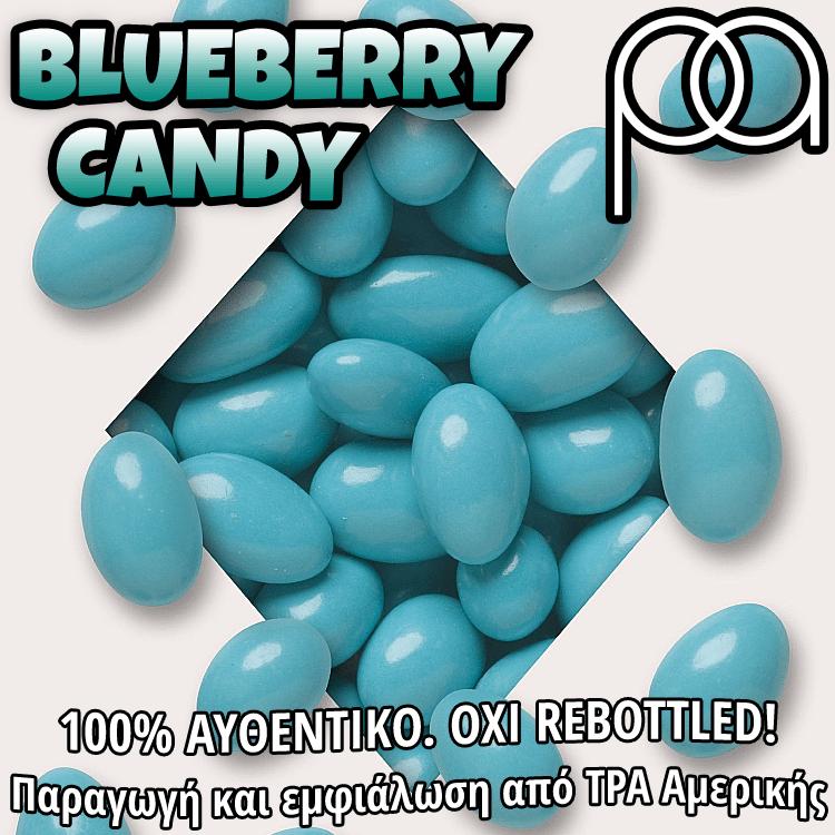 D.I.Y. - ΑΡΩΜΑ - 15ML - TPA - BLUEBERRY CANDY ( ORIGINAL BOTTLE ) - 15ML