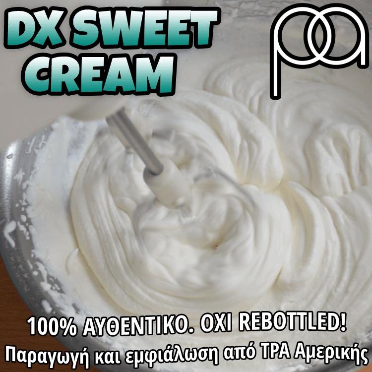D.I.Y. - ΑΡΩΜΑ - 15ML - TPA - DX SWEET CREAM ( ORIGINAL BOTTLE ) - 15ML