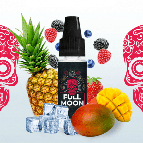 D.I.Y. - ΑΡΩΜΑ - 10ML - FULL MOON - RED - 10ML