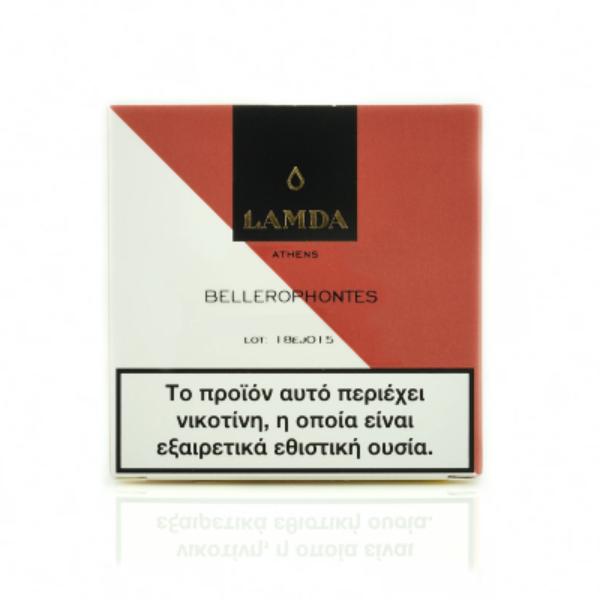 ELIQUID - 10ML - LAMDA - BELLEROPHONTES 6mg * TPD *