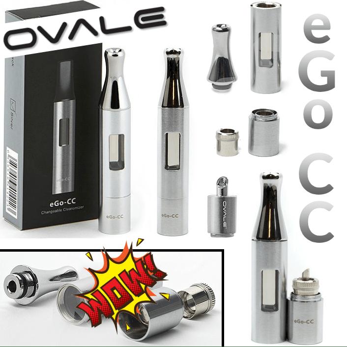 ΑΤΜΟΠΟΙΗΤΗΣ - OVALE eGo-CC ISO 9001 (BLACK)