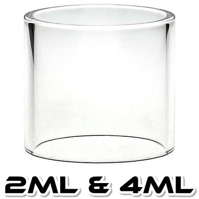 ΑΤΜΟΠΟΙΗΤΗΣ - ΤΖΑΜΑΚΙ SMOKE TFV8 X-BABY 4ML (CLEAR)