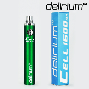 ΜΠΑΤΑΡΙΑ - DELIRIUM CELL 1600mA eGo/eVod Υψηλής ποιότητας.  ( ΠΡΑΣΙΝΗ )