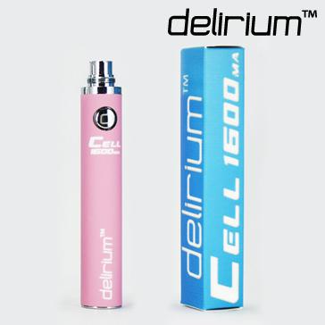 ΜΠΑΤΑΡΙΑ - DELIRIUM CELL 1600mA eGo/eVod Υψηλής ποιότητας ( ΡΟΖ )