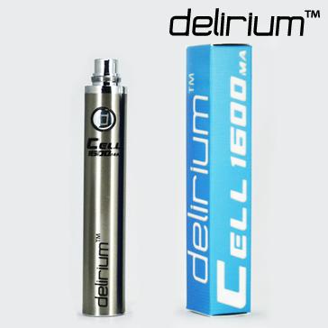 ΜΠΑΤΑΡΙΑ - DELIRIUM CELL 1600mA eGo/eVod Υψηλής ποιότητας ( ΑΣΗΜΙ )