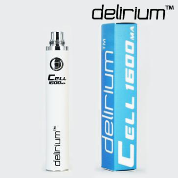 ΜΠΑΤΑΡΙΑ - DELIRIUM CELL 1600mA eGo/eVod Υψηλής ποιότητας ( ΛΕΥΚΗ )