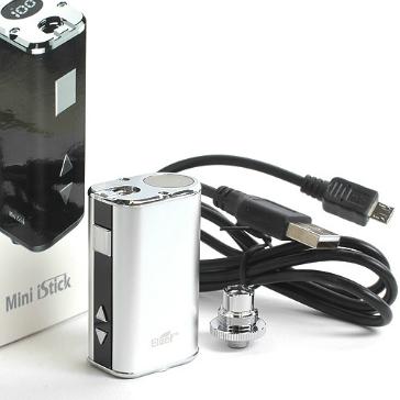 KIT - Eleaf Mini iStick 10W - 1050mA VV ( ΑΣΗΜΙ )