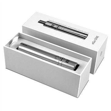 ΚΑΣΕΤΙΝΑ - OVALE eGo ONE 1100mA Silver ( ΜΟΝΗ ΚΑΣΕΤΙΝΑ)