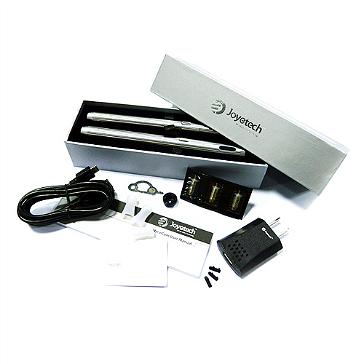 KIT - JOYETECH eCom 650mA VV / VW Double Kit (Stainless)