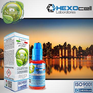 30ml MANHATTAN 9mg eLiquid (With Nicotine, Medium) - Natura eLiquid by HEXOcell