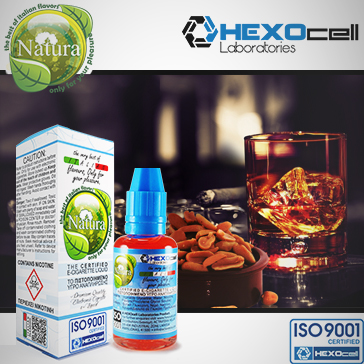 30ml KING'S GLORY 18mg eLiquid (With Nicotine, Strong) - Natura eLiquid by HEXOcell