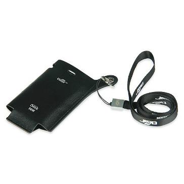 ΑΞΕΣΟΥΆΡ / ΔΙΆΦΟΡΑ - Eleaf iStick 50W Leather Carry Case with Lanyard ( Black )
